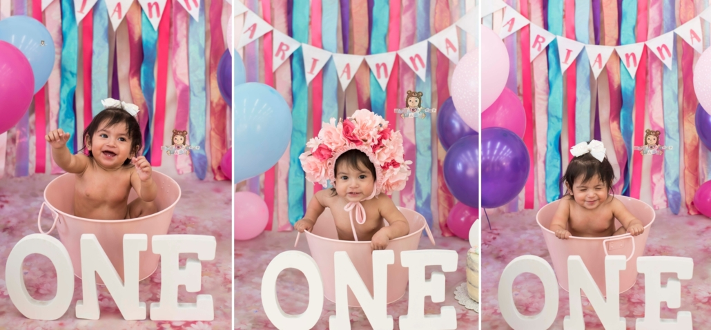 First Birthday Girl Pictures